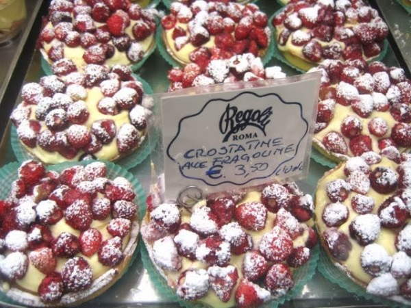 Regoli Pastry Shop, Rome